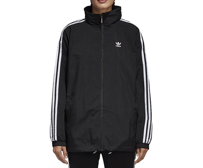 Adidas Womens Stadium Jacket Black Boardvillage