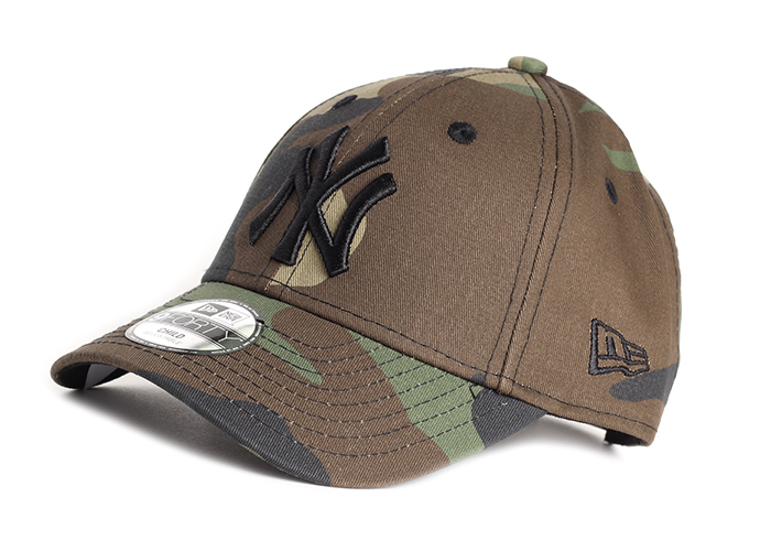 0924facf282 New Era 940 Youth New York Yankees Camo - Boardvillage