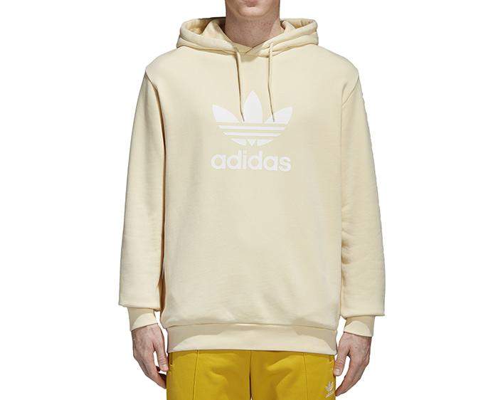 Adidas Originals Trefoil Warm-Up Hoodie Mist Sun