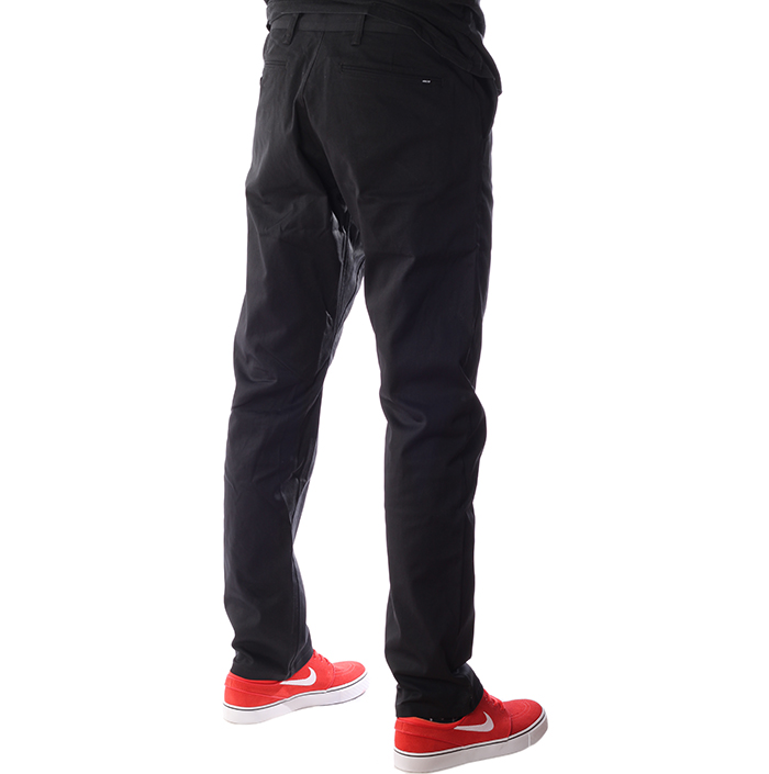 le moins cher meilleur authentique grande vente Nike SB Flex Icon Chino Pant Black - Boardvillage