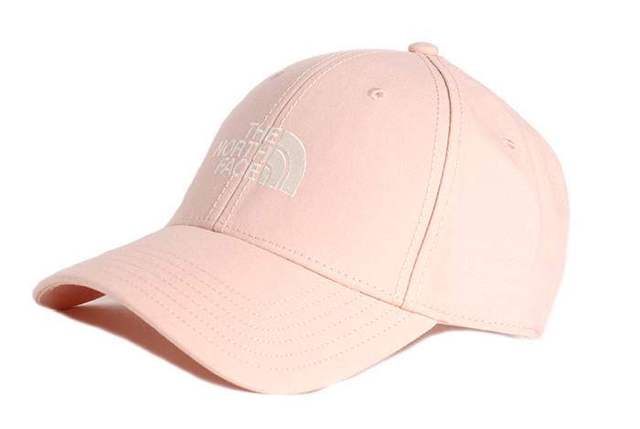 251364d3ca998 The North Face 66 Classic Hat Evening Sand Pink   Vintage White ...