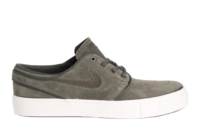 Nike SB Janoski Youth Sequoia   Neutral Olive - Boardvillage b53cd1cecf