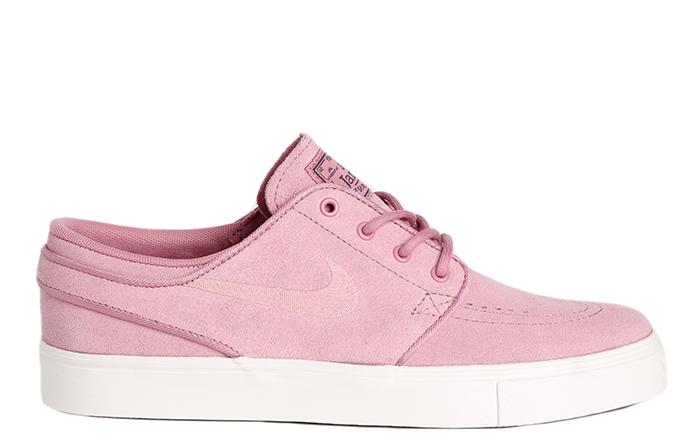 Nike SB Janoski Youth Elemental Pink - Boardvillage 5e2884258c