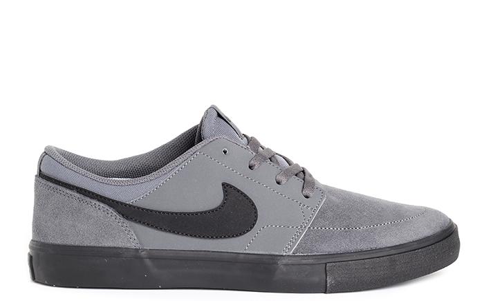 Nike SB Portmore II Solarsoft Dark Grey