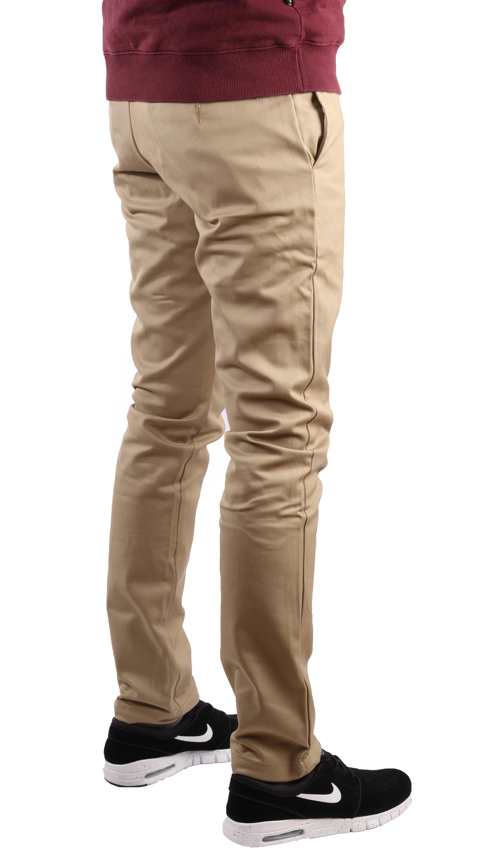 840e4d36 Dickies 803 Flex Slim Skinny Twill Work Pants British Tan - Boardvillage