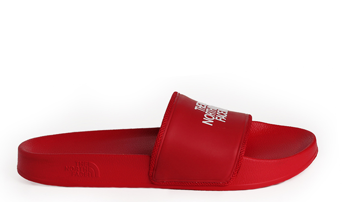 The North Face Base Camp Slide II Sandals TNF Red / TNF White