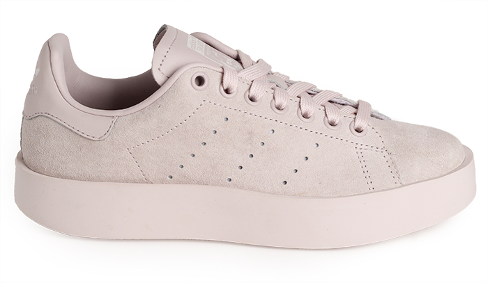 dd0be67bbe Adidas Womens Stan Smith Bold Pink / Orchid Tint - Boardvillage