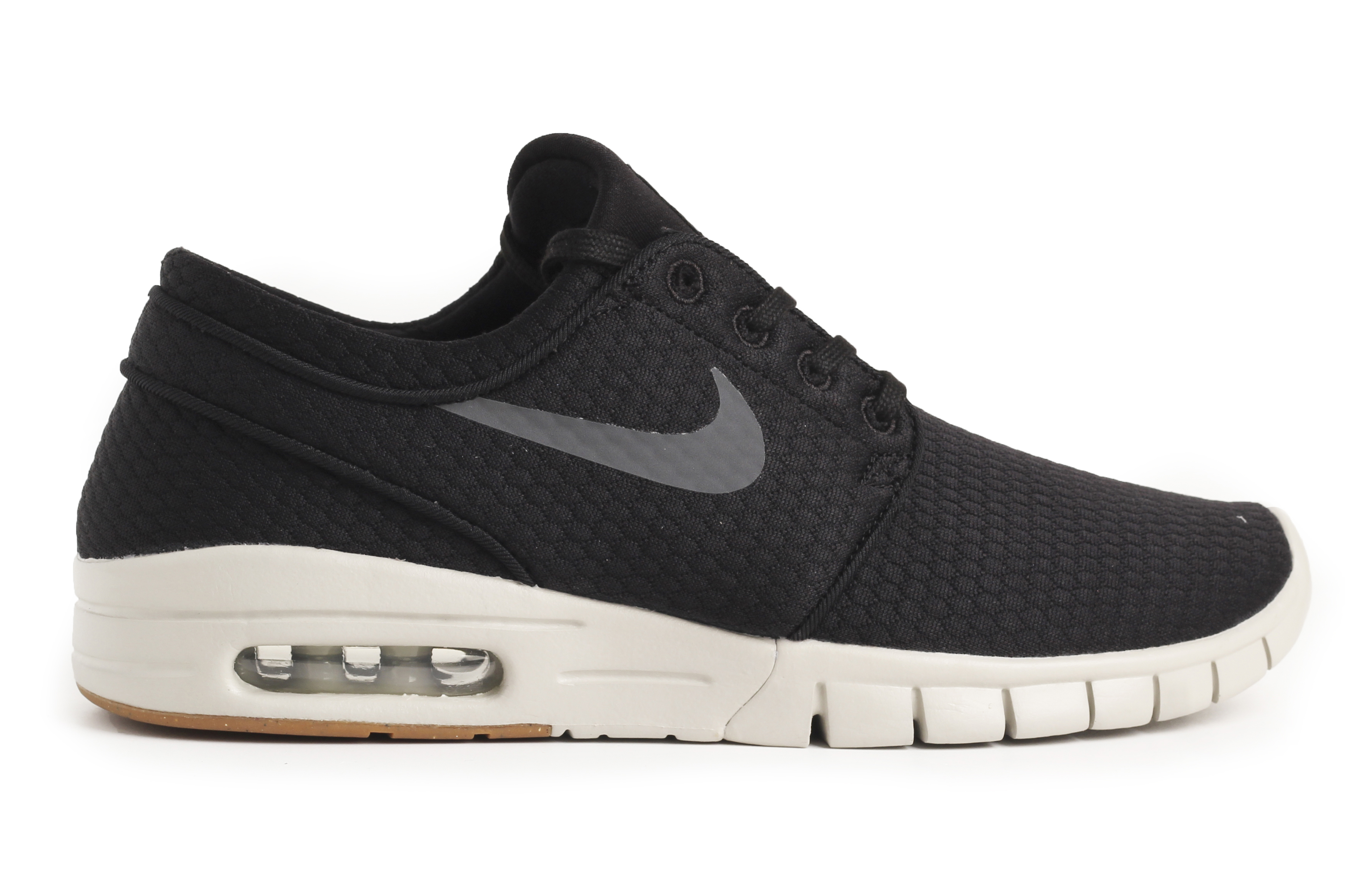 919a9df09341 Nike SB Janoski Max Black   Dark Grey - Gum - Boardvillage