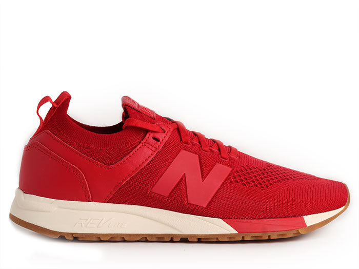New Balance 247 Decon Red
