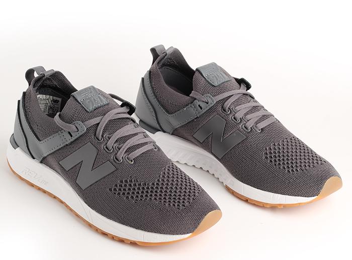 New Balance 247 Decon Sneaker I Castle Rock / Hvit AwVKUQ6P