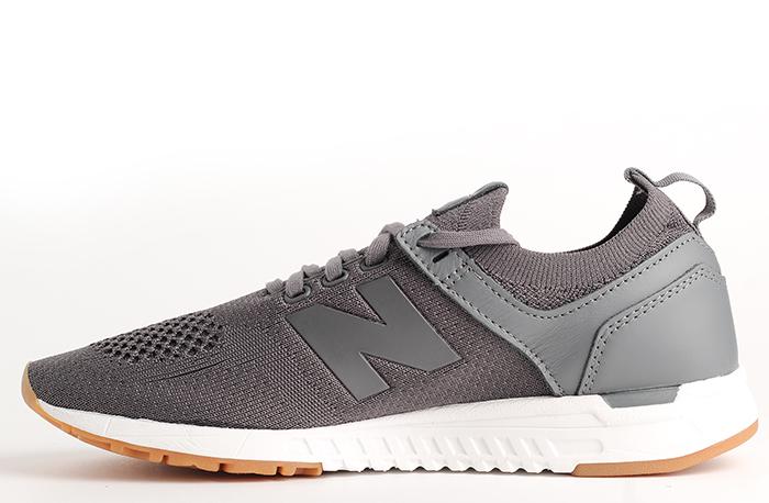 New Balance 247 Decon Sneaker I Castle Rock / Hvit zP4YsA7