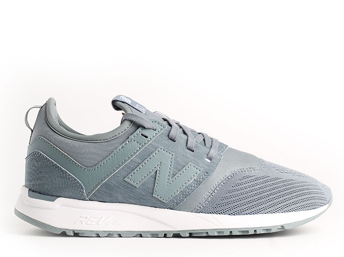 modern style marketable large discount New Balance Womens 247 Classic Blue / White - Boardvillage