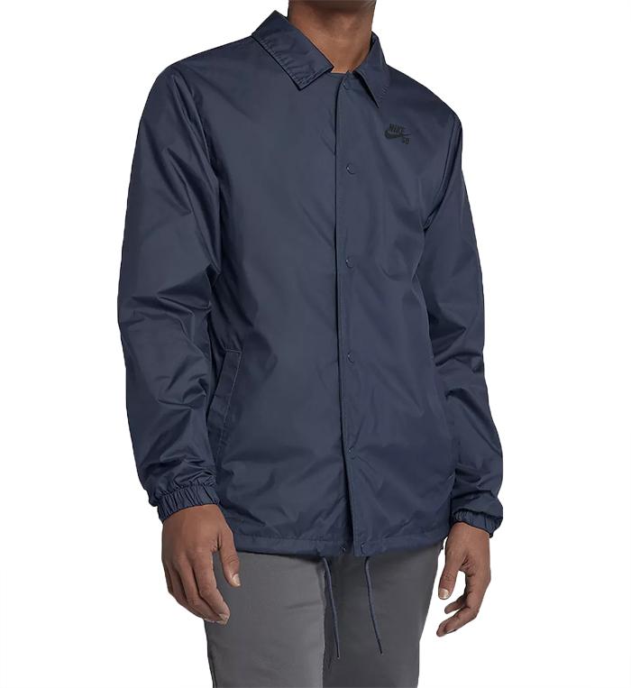 Nike SB Shield Jacket Thunder Blue Black Boardvillage