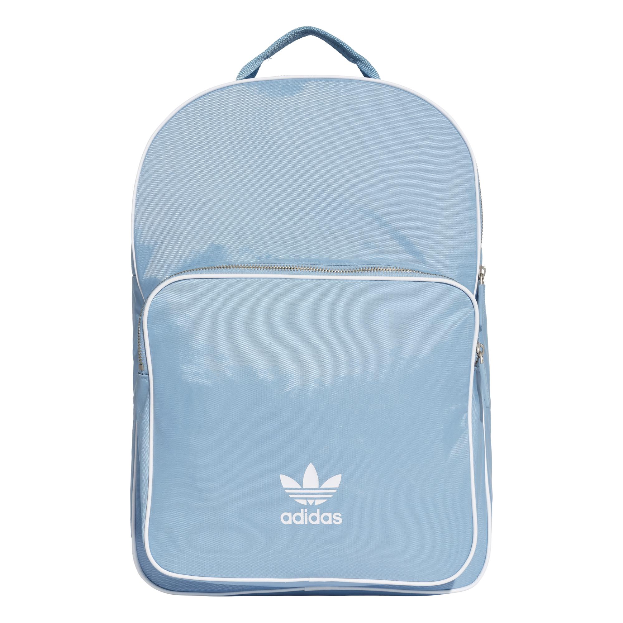f9b7c1b280a Adidas Adicolor Classic Backpack Ash Blue - Boardvillage