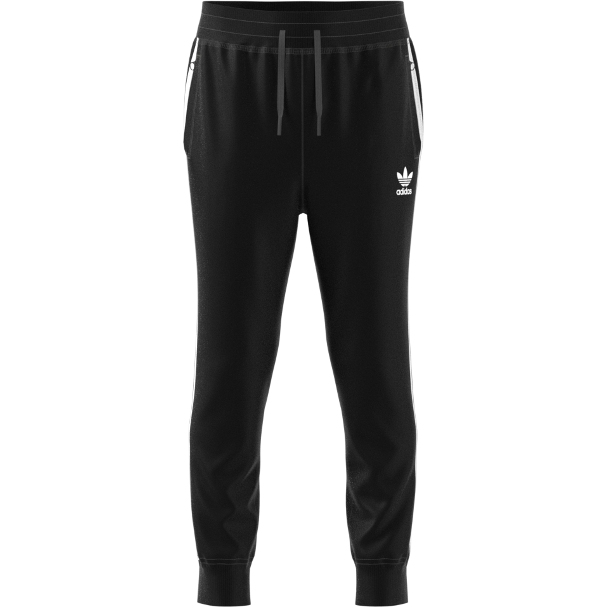 Adidas Junior Trefoil Pants Black / White