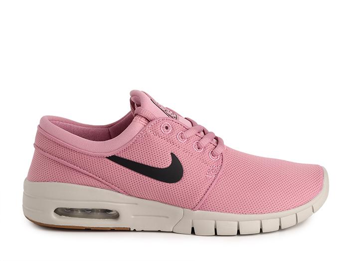 Nike SB Janoski Max Youth Elemental Pink / Black