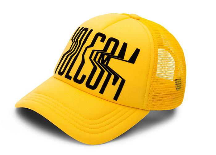 Volcom Lost Marbles Hat Citrus Gold