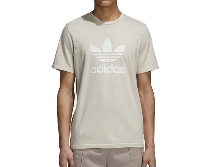 Adidas Originals Trefoil Tee Linen