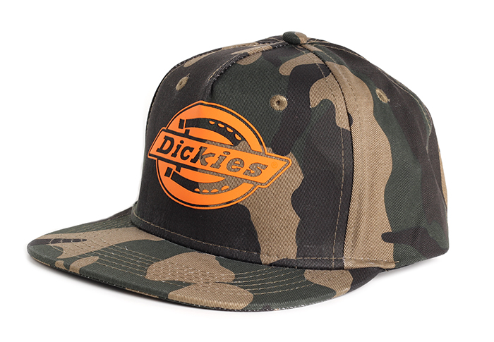 Dickies Oakland Cap Camo / Orange