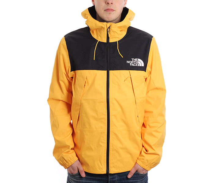 The North Face 1990 Mountain Quest Jacket Black   Yellow ... b509a1ad9