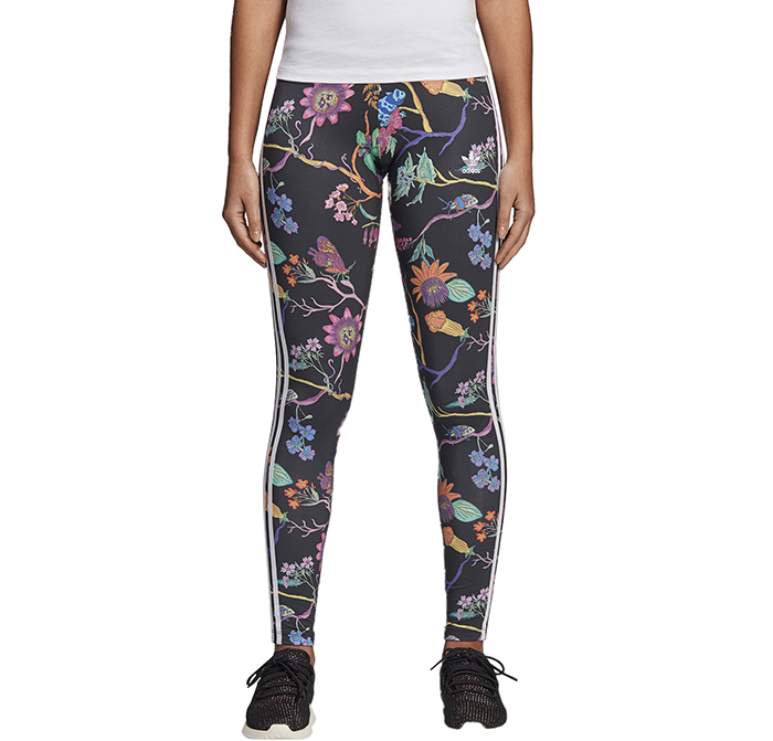 23a21ec7cf69 Adidas Womens Poisonous Garden Leggings - Boardvillage