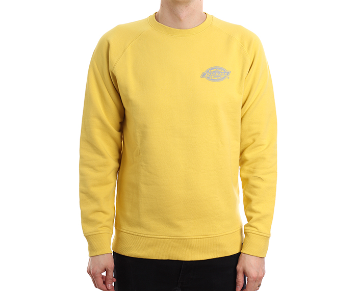 Dickies Briggsville Sweatshirt Dusk Yellow