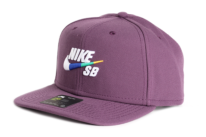 Nike SB Pro Cap Pro Purple   Multi-Color - Boardvillage 3e3860372a0
