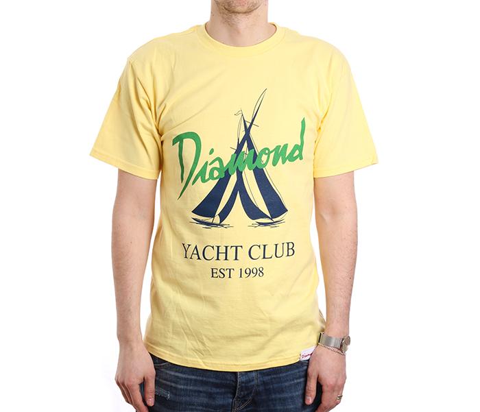 Diamond Voyage Tee Banana