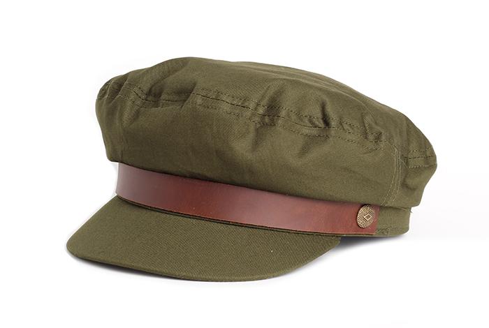 Brixton Fiddler Cap Army