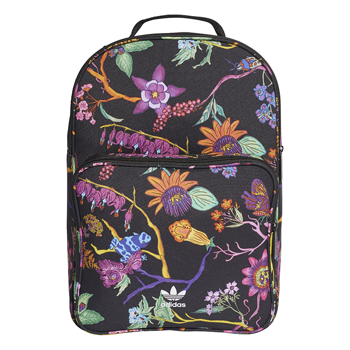 e905630715c0 Adidas Classic Backpack Poisonous Garden - Boardvillage
