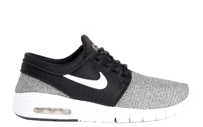 Nike SB Janoski Max Youth Black / Grey - White