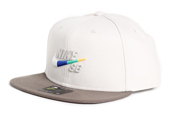 Nike SB Cap Pro Light Bone / Ridgerock