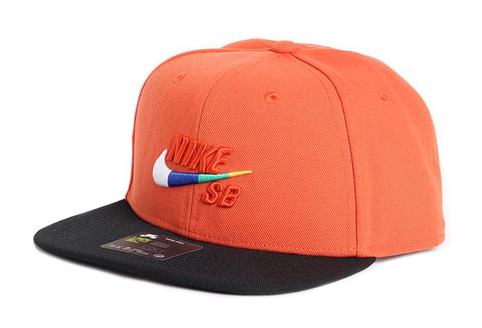 Nike SB Cap Pro Vintage Coral / Black
