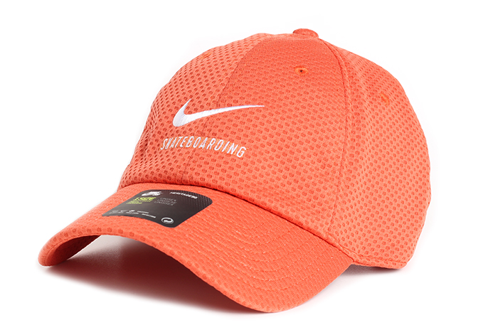 on sale 21687 470b8 Nike SB H86 Mesh Cap Vintage Coral   White