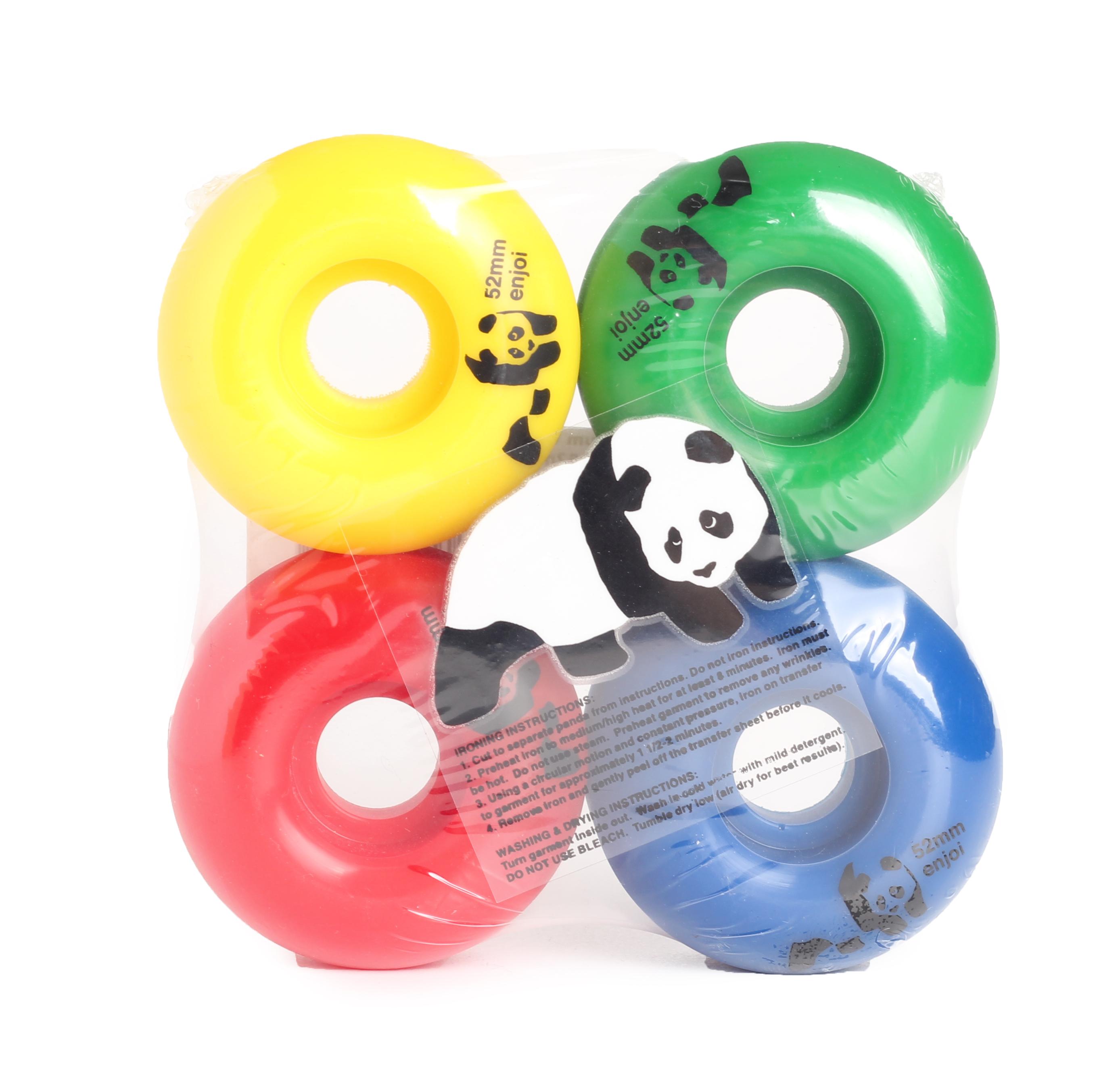 Enjoi Spectrum Wheels Multicolor 52mm