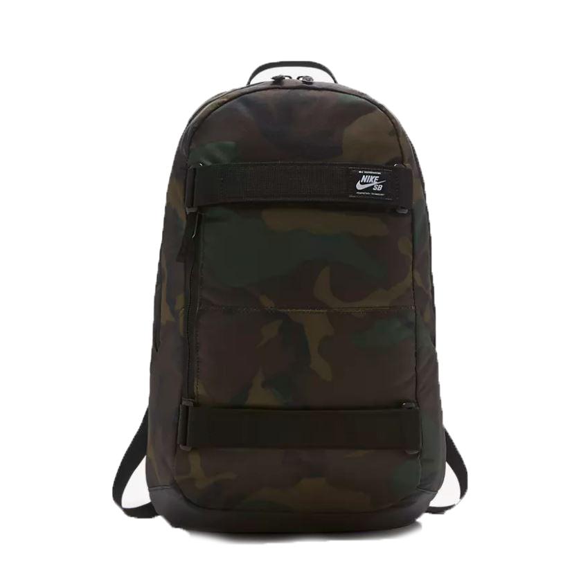 Nike SB Courthouse Backpack Iguana   Black   White - Boardvillage 4ccba3518e