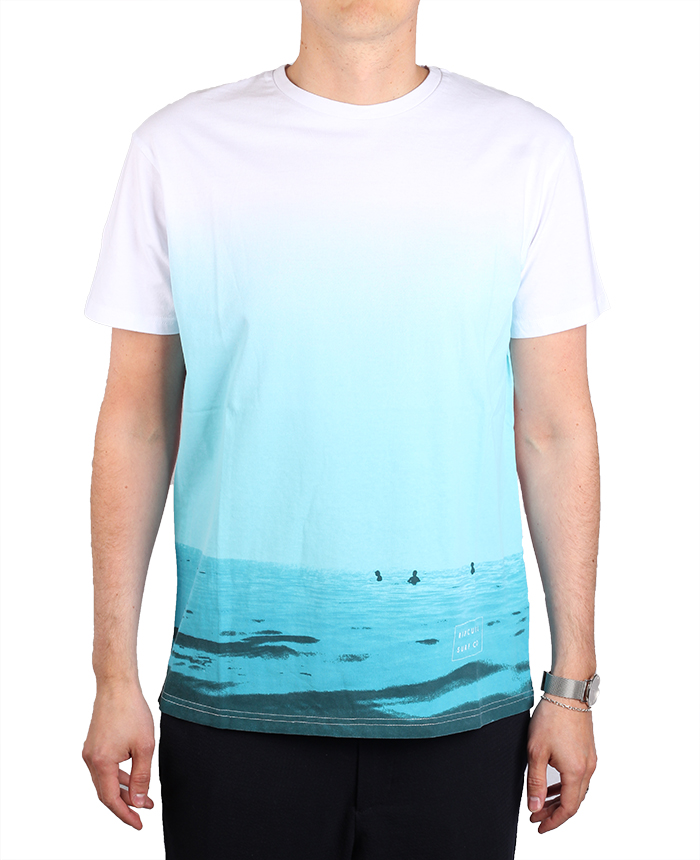 Rip Curl Glassy Day Tee Optical White