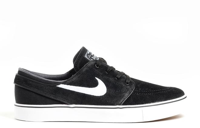 Nike SB Janoski Black / White