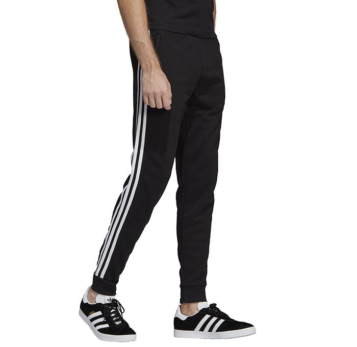 Adidas Originals 3 Stripes Pants Black