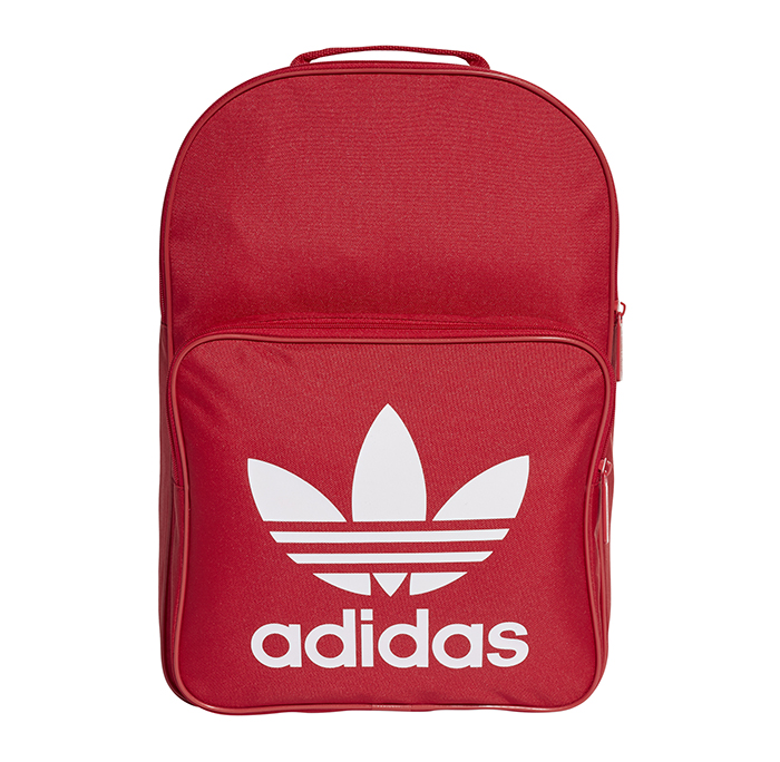 Adidas Classic Trefoil Backpack Real Red