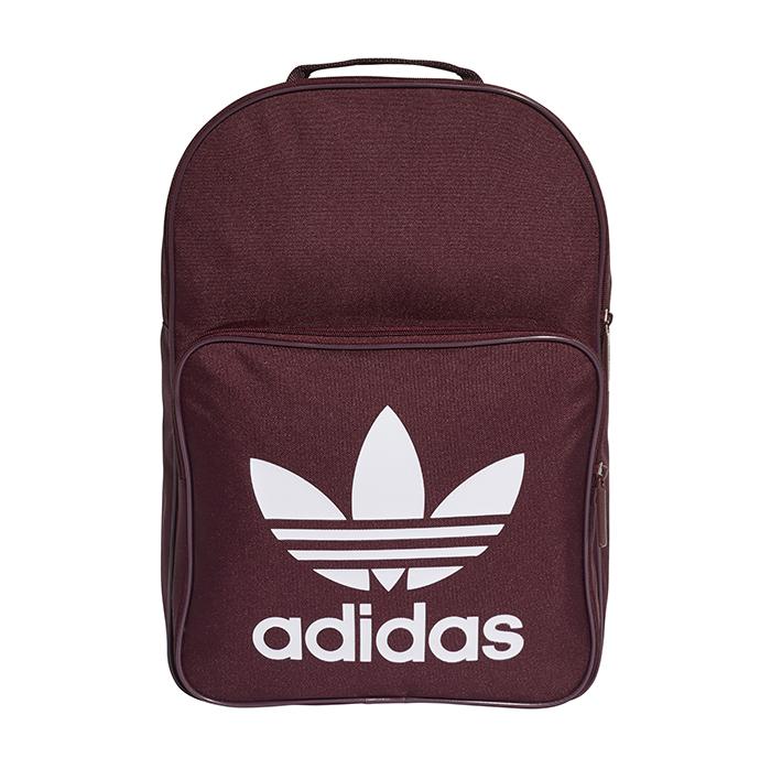 Adidas Classic Trefoil Backpack Maroon