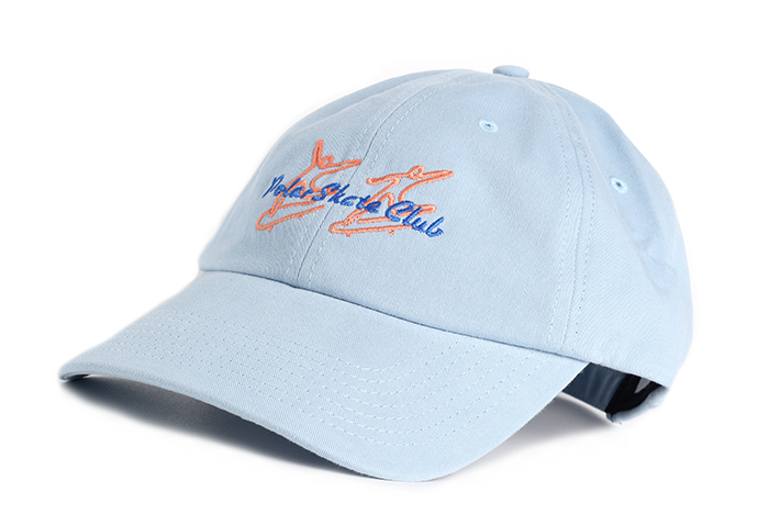 Polar Skate Co. Skate Club Cap Blue