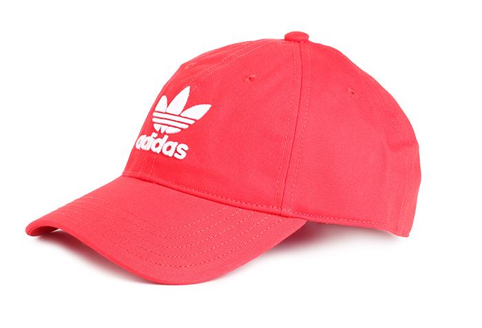 Adidas Trefoil Classic Cap Collegiate Red / White
