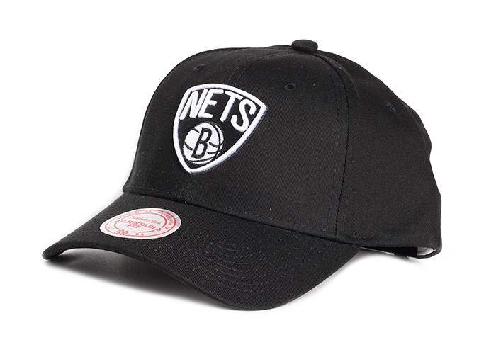 Mitchell & Ness Team Logo Low Pro Brooklyn Nets