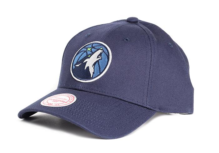 Mitchell & Ness Team Logo Low Pro Minnesota Timberwolves