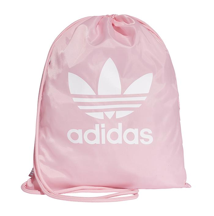 bfdc481f29c Adidas Trefoil Gym Sack Light Pink - Boardvillage