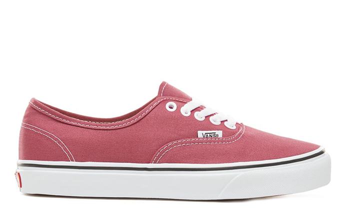 391f64acb8f Vans Authentic Dry Rose   True White - Boardvillage