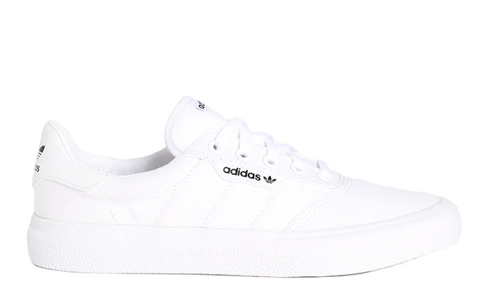 Adidas 3MC Vulc White   White   Gold Met. - Boardvillage 3988ea86a