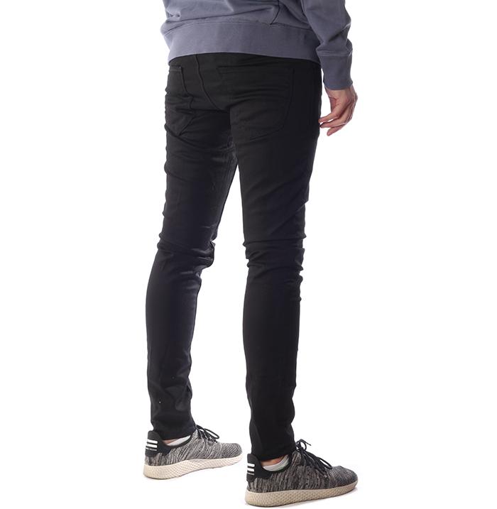 Gabba Rey Jeans Black Night