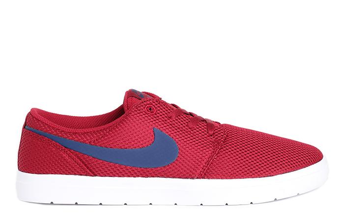 2b7edc6a3e81 Nike SB Portmore II Ultralight Red Crush   Blue Void - Boardvillage